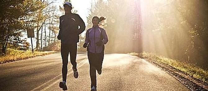 As vantagens de se exercitar nos dias frios!