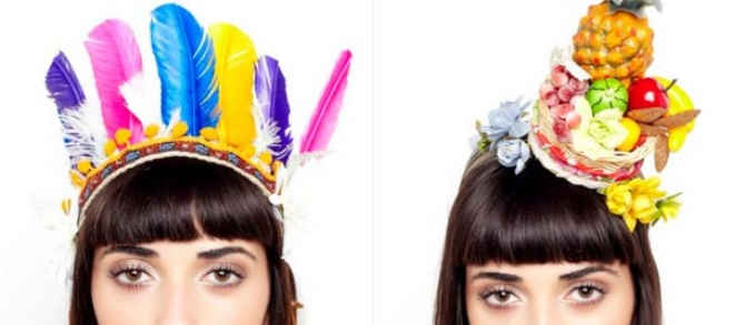Carnaval: aposte nos acessórios de cabeça!