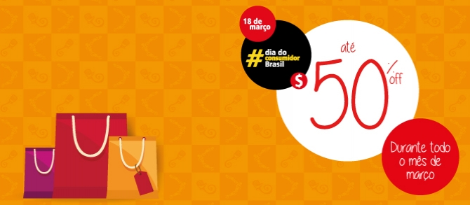 Dia do Consumidor = Descontos pra você!!!!