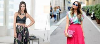 5 tendências de roupa para usar nesta primavera! Se liga!!!
