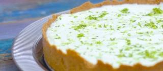 Torta Rápida de Limão. Receita refrescante para o verão!