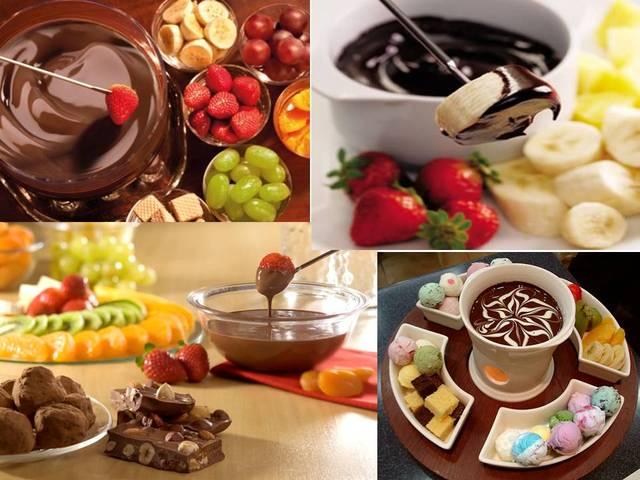 Fondue de chocolate uma tima op o a dois blog bibeli utilidades de casa e decora o - Fondue de chocolate ...