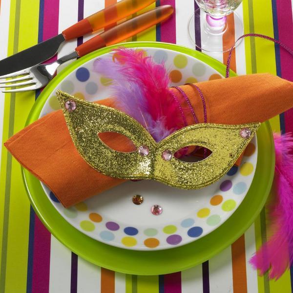 Ideias divertidas para decorar a casa no carnaval blog - Wunderweib deko ...